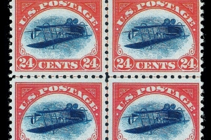 Pogreške pri tiskanju poštanskih maraka