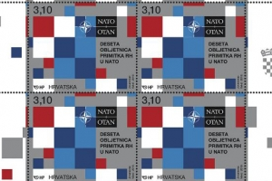 10 obljetnica primitka Republike Hrvatske u NATO
