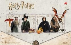 Portugalski CTT izdao seriju maraka na temu Harryja Pottera