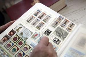 Fascinantne poštanske marke