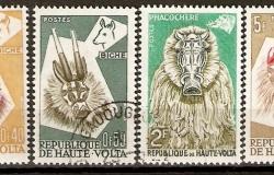 Vrste poštanskih maraka