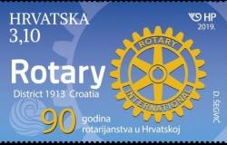 90 godina rotarijanstva u Hrvatskoj