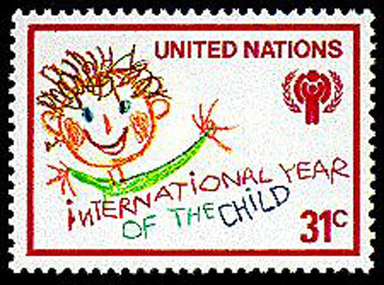 un year of child 1979