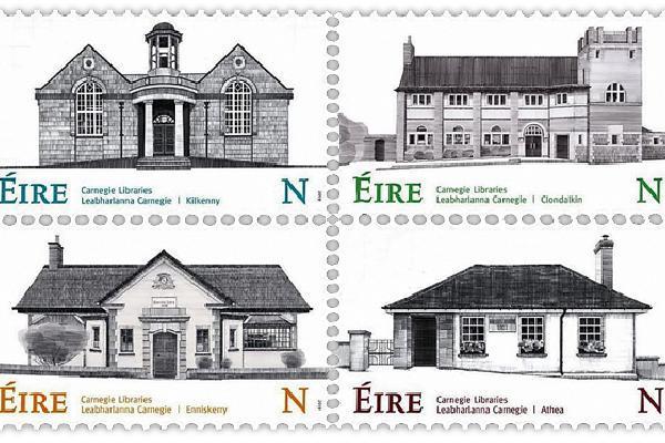 Irski An Post izdao seriju maraka u čast Andrew Carnegieju