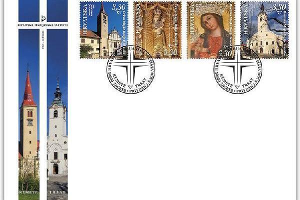 Hrvatska marijanska svetišta na novim markama